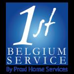 1st Belgium Service logo