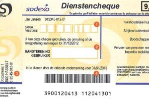 1st Belgium Service Dienstencheque
