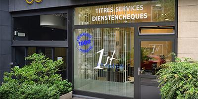 1st_Belgium_Service_Etterbeek